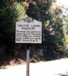 Shelton Laurel Massacre Historic Marker