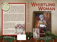 Whistling Woman-print