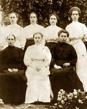 walker sisters